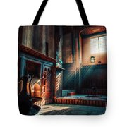 Cairo, Egypt -  Interior Of A Room In The Famous Bayt Al Suhaymi Located At Al Muizz Street In Cairo Tote Bag