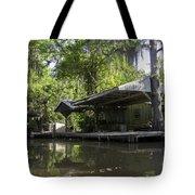 Cajun Shangri-la Tote Bag