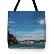 Cala Galdana Bay Menorca Tote Bag
