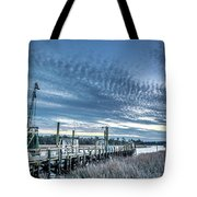 Calabash Sunset Tote Bag