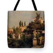 Calal926 Arnold Bcklin Tote Bag