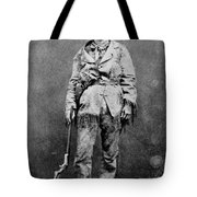 Calamity Jane (1852-1903) Tote Bag
