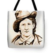 Calamity Jane Tote Bag