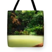 Caldeira Velha Thermal Pool Tote Bag