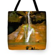 Calf Creek Falls Utah Tote Bag