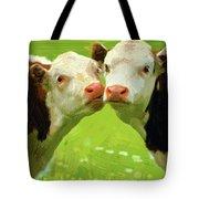 Calfs Tote Bag