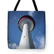 Calgary Tower Tote Bag