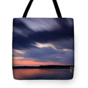 Calibogue Sound After Dark Tote Bag