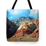 Calico Basin Nevada Tote Bag