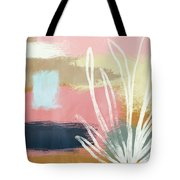 California Abstract- Art By Linda Woods Tote Bag by Linda Woods