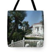 California Balcony Tote Bag