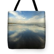 California Cirrus Explosion Tote Bag