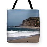 California Coast - Blue Tote Bag