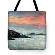 California Coast Tote Bag by Gail Kirtz