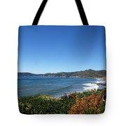 California Coast Line - Pismo Beach Tote Bag