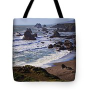 California Coast Sonoma Tote Bag