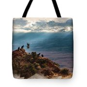 California Condors Tote Bag