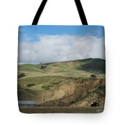 California Countryside Photograph Tote Bag