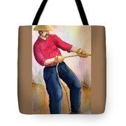 California Cowboy Tote Bag