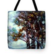 California Cypress Tote Bag