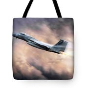 California Eagle Tote Bag