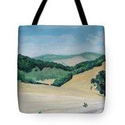 California Highway Tote Bag