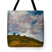 California Hills Tote Bag