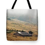California Homestead - Rural Scene Tote Bag