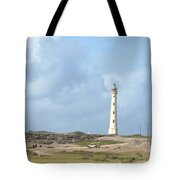 California Lighthouse Tote Bag