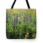 California Meadow Tote Bag
