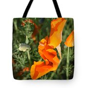 California Morning Tote Bag