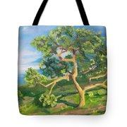 California Oak Tote Bag