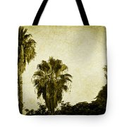 California Palms Tote Bag