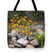 California Poppies Photograph Tote Bag