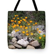 California Poppies Photograph Tote Bag