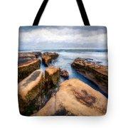 California Rocks Tote Bag