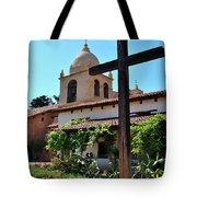 California Spanish Mission Tote Bag