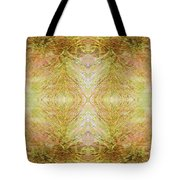 California Spring Inner Reflection Tote Bag