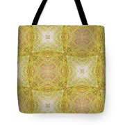 California Spring Oscillation Pattern Tote Bag