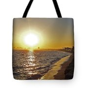 California Sunset Tote Bag