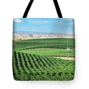California Vineyards 1 Tote Bag
