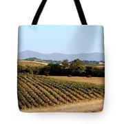 California Vineyards Tote Bag