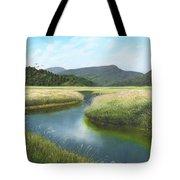 California Wetlands 2 Tote Bag