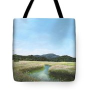California Wetlands Tote Bag