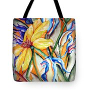 California Wildflowers Series I Tote Bag