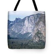 California: Yosemite Valley Tote Bag