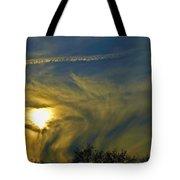 California's Sunrise Tote Bag
