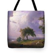 California_spring Tote Bag