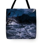 Caliginosity Tote Bag