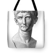 Caligula (12-41 A.d.) Tote Bag